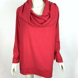 Soft Surroundings Cozy Cowl Tunic Long Sleeve NWOT